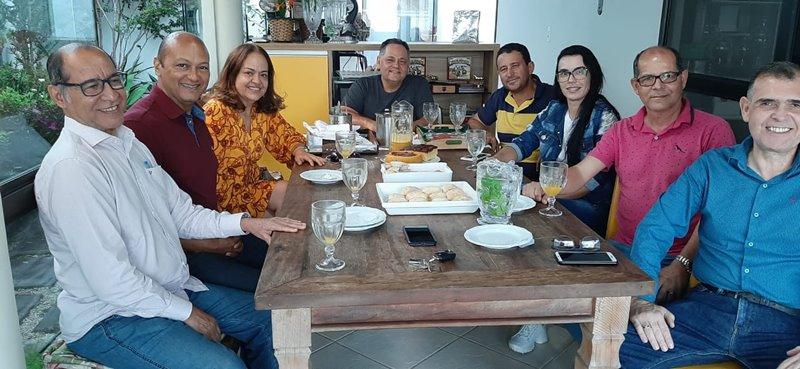 Ex-prefeito Neto Guerrieri e seu grupo declaram apoio a pré-candidatura de Ramos Filho para prefeito em 2020 2